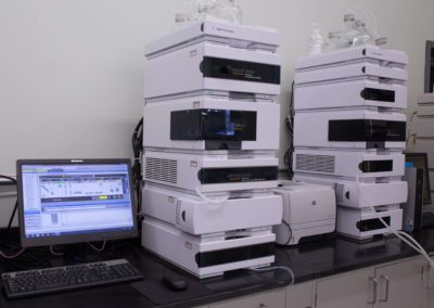 Agilent 1260 Infinity Series and Agilent 1200 Series HPLCs